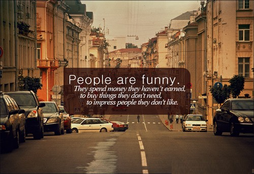 People Are Funny Quotes: Funny Quote Pic On People For F Share
