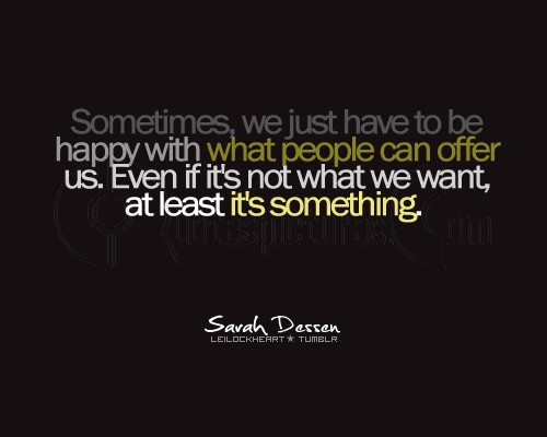 i just want us to be happy quotes