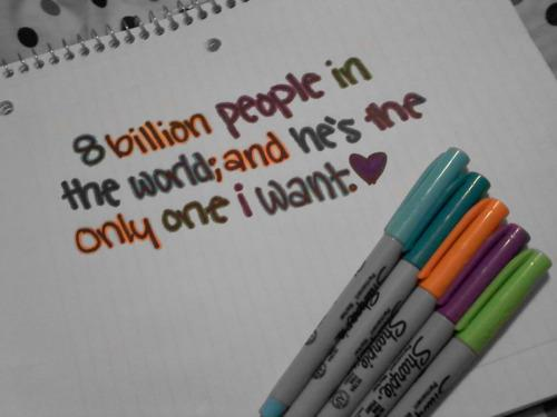 Quotes About Him Being The Only One ... In the Worl...