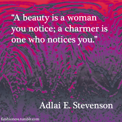 """""""A Beauty Is a Woman You Notice a Charmer Is One Who Notices You"""" ~ Beauty Quote"""