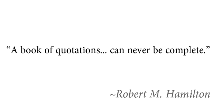 """A book of Questions…Can Never be Complete"""