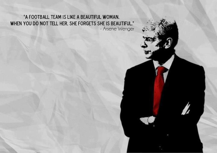A Football Team Is Like a Beautiful Women ~ Football Quote