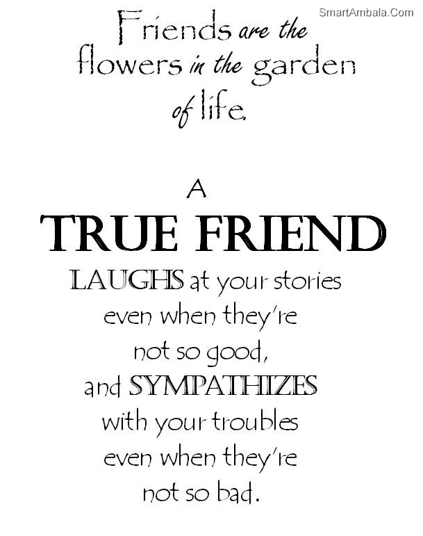 True friends quotes n images : True best friend quotes