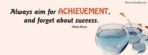 personal achievement Personal achievements can vary from winning a soccer game, making an a on a test, getting a girlfriend, getting a new job, getting a promotion, or anything that you feel matte rs to you and.