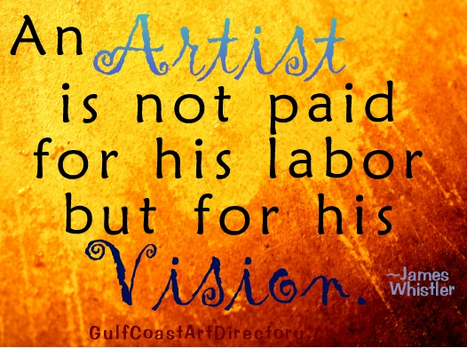 Art Quotes: Famous Quotes About Vision. QuotesGram