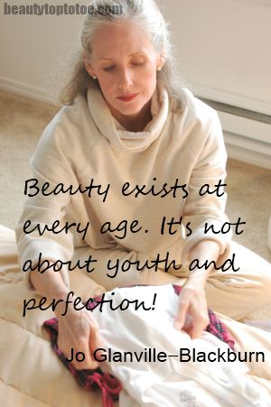 Beauty Exists At Every Ageits Not About Youth And Perfection