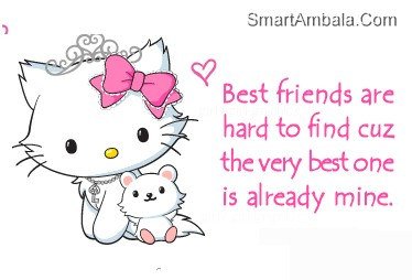 Really Cute Quotes For Your Best Friend Best Friend Are...