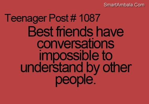 Best Friend Quotes With Pics : Crazy best friend quotes quotesgram
