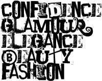 Confidence Glamour ~ Confidence Quote