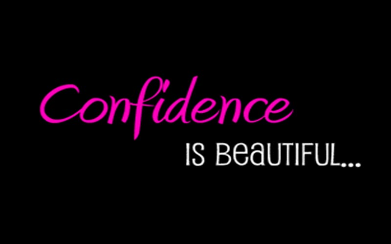 Confidence Is Beautiful   Confidence QuoteQuotes For Girls About Confidence