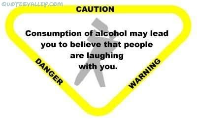Consumption Of Alcohol May Lead You To Believe