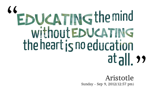 importance of commerce education with quotations Thought-provoking quotes on school and self-education self-education quotes on learning and school now is as important in education as.