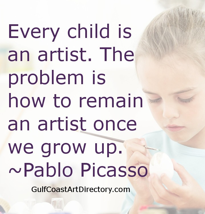 Quotes About Art Famous Artist. QuotesGram
