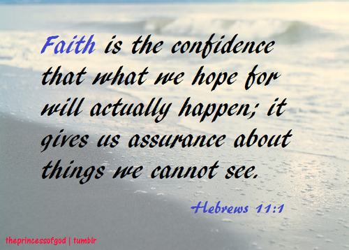 Faith Quotes From The Bible Adorable Where There Is Hope There Is Faith  The Best Collection Of Quotes