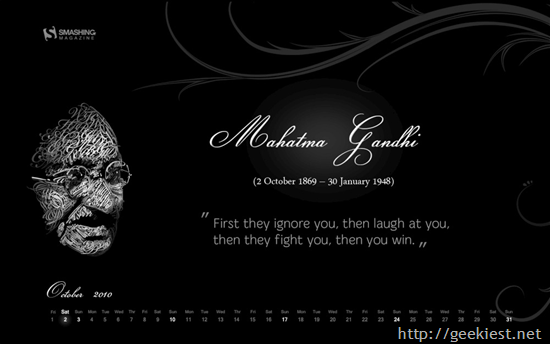 First They Ignore You ~ Democracy Quote