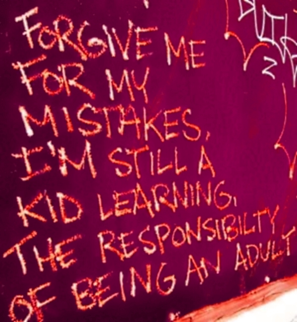 Forgive Me For My Mistake ~ Forgiveness Quote