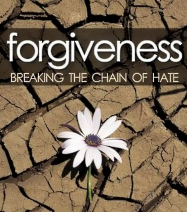 Forgiveness Breaking The Chain Of Hate ~ Forgiveness Quote