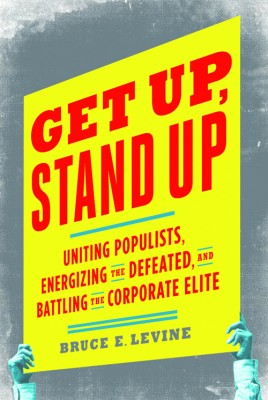 Get Up,Stand Up ~ Democracy Quote