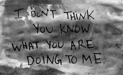 Love Quote Tumblr Depressed Sad Quotes No Sleep You Need: Dementia: 'You Don't Know What You're Doing'