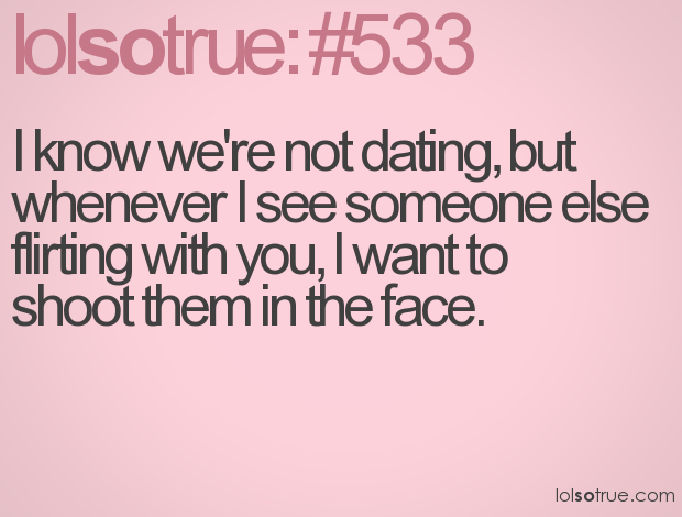 It\'s Called Flirting when you are in a relationship ~ Flirt ...