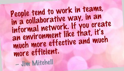 If You Create an Environment like that,It's Much More Effective and much more efficient ~ Environment Quote