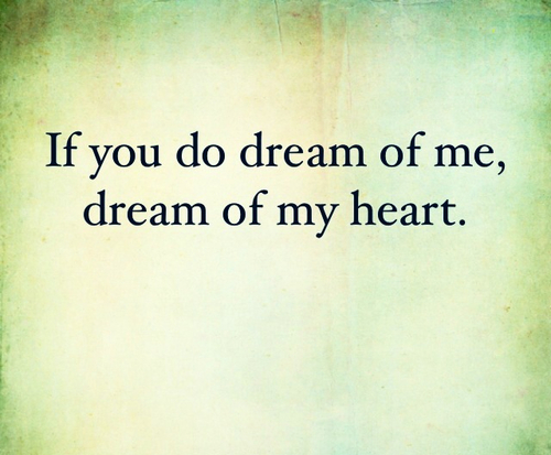 dream love quote share this love quote picture on facebook