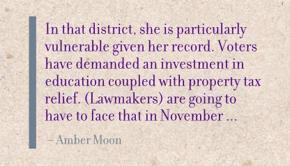 In that District ~ Education Quote