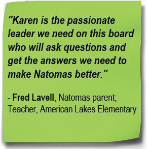 Karern is the passionate leader we need on this board ~ Democracy Quote
