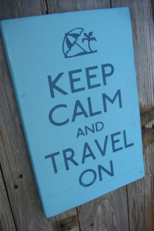 Keep Calm And Travel On ~ Driving Quotes