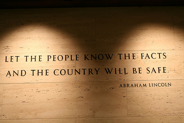 Abraham Lincoln Quote About the People