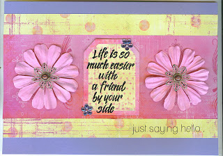 Life Is So Easier ~ Challenge Quote