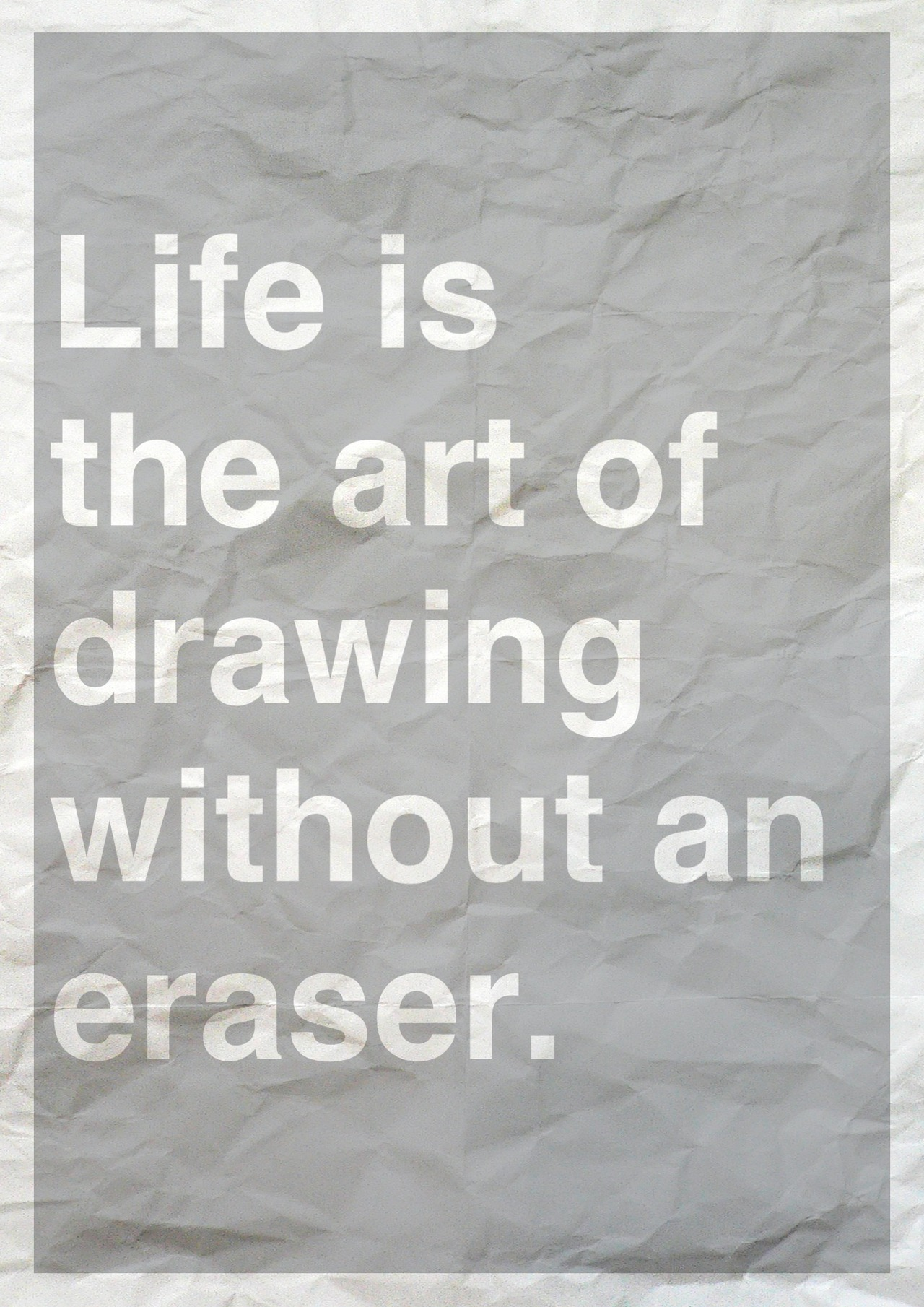 Art Quotes About Life Adorable Life Is The Art Of Drawing Quote  The Best Collection Of Quotes