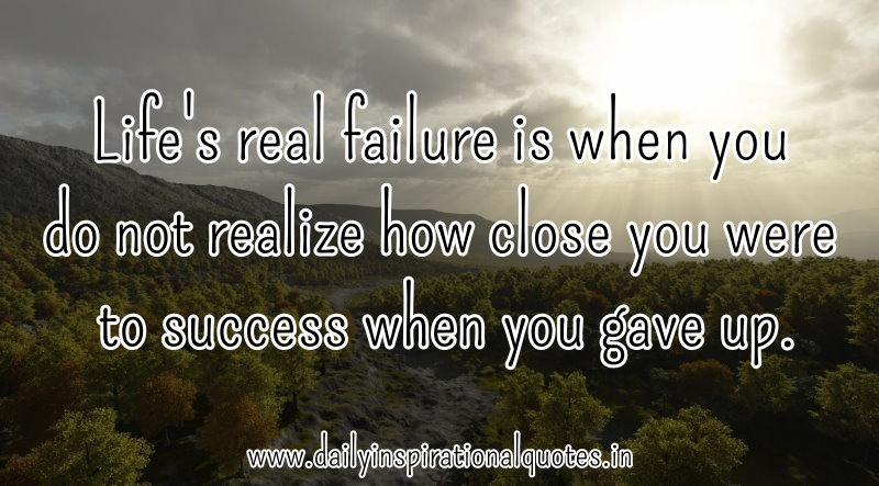 Failure Quotes Archives | Quotespictures.comQuotes About Failure In Life