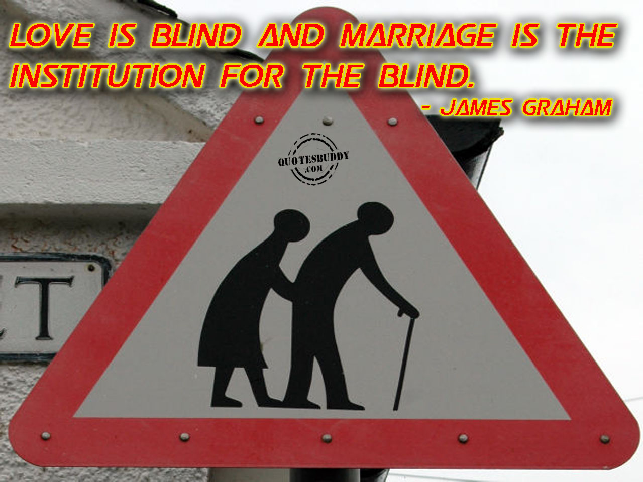 Funny Quotes Love Is Blind : Love Is Blind Quotes and Sayings