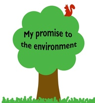 My Promise to the Environment ~ Environment Quote