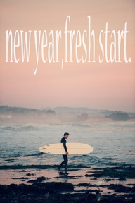new yearfresh start exercise quote