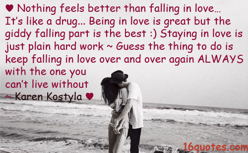 Being In Love Quotes Pictures And Being In Love Quotes