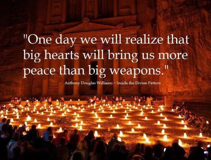Peace One Day Quotes