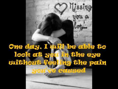 One Day,I Will be able to look at You in the eye without feeling the pain ~ Emotion Quote