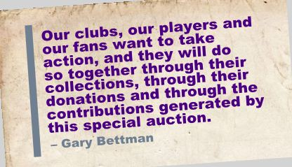 Our Clubs,Our Players and Our Fans Want to take Action