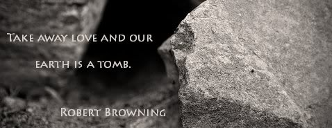 Our Earth Is a Tomb ~ Earth Quote