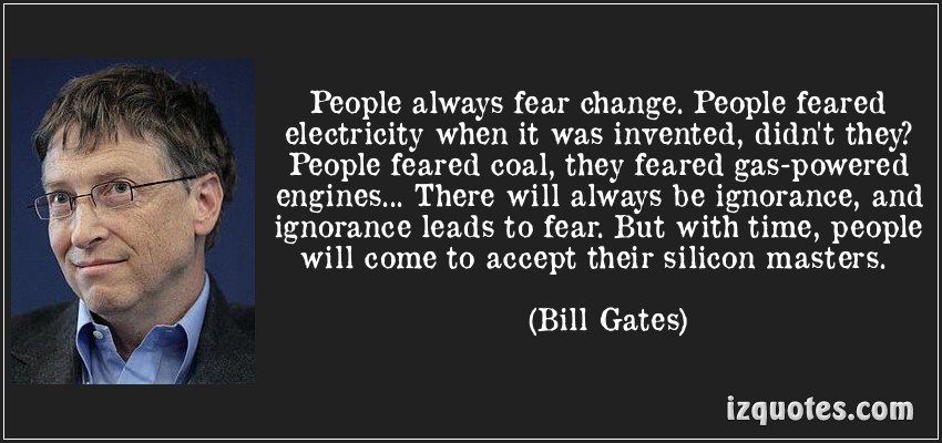 fear quotes: