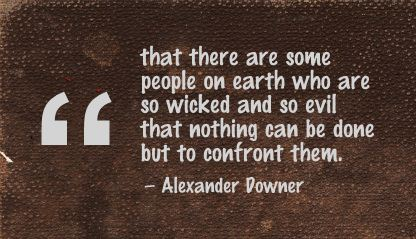 That There are some People on Earth ~ Earth Quote