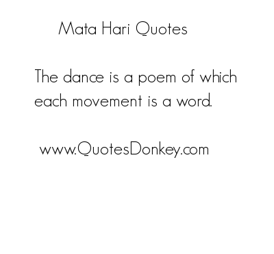 The Dance Is a Poem of Which Each Movement Is a Word ~ Astrology Quote
