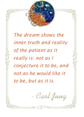 The Dream Shows the inner truth and reality of Patient ~ Astrology Quote