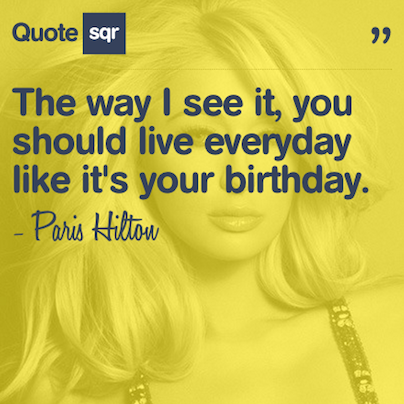 Its Your Birthday Quotes. QuotesGram