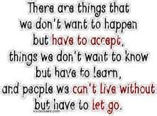 There are things that We Don't Want to happen ~ Beauty Quote