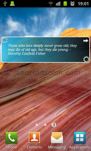 Those Who Love Deeply ~ Age Quote