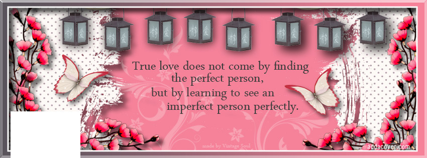 True love does not come by finding the perfect person Astrology Quote