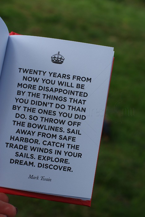 Twenty Years From now ~ Age Quote